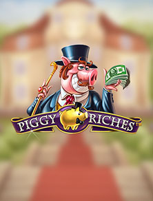 piggy riches videoslot Netent