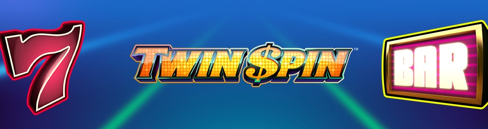 twin spin banner video slot netent