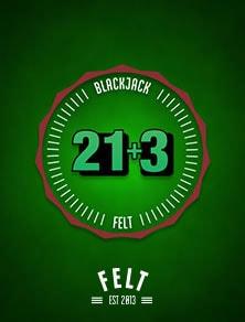 21+3 videsoslot felt