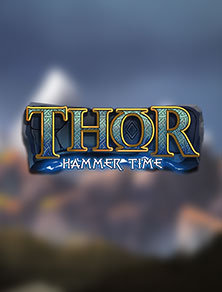 thor hammer time videsoslot No Limit City